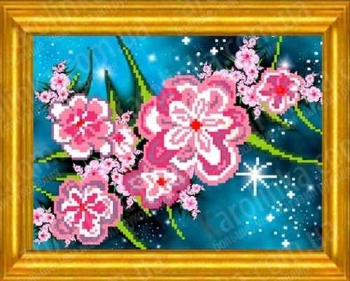 КБЦ 4019 Небесные цветы (Каролинка)