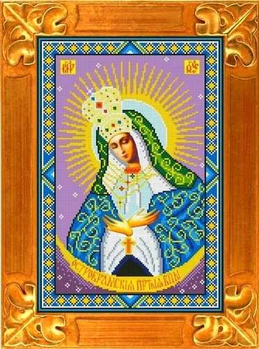 КБИ 3019  Икона БМ Острообрамская (Каролинка)