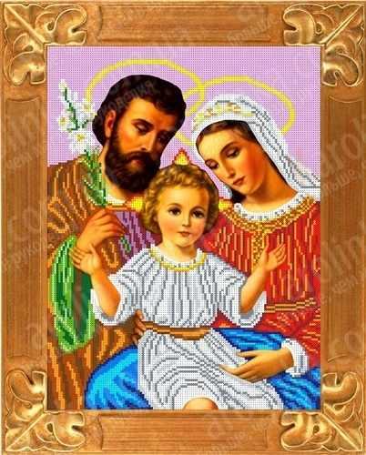 КБИ 3055/ф Святое семейство (Каролинка)