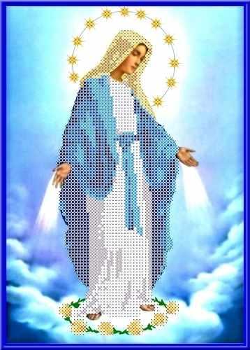 КБИ 4009 Дева Мария Непорочного Зачатия (Каролинка)