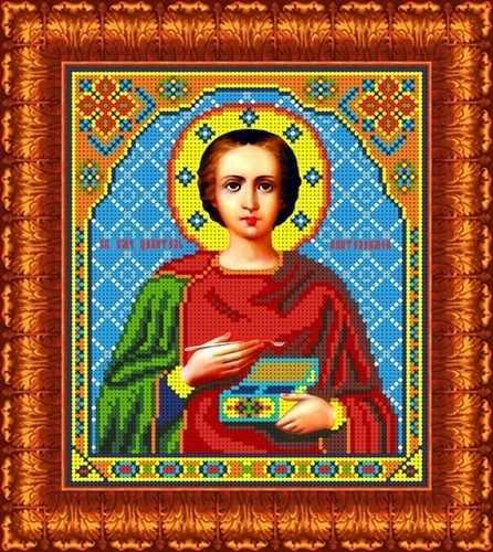 КБИ 4072 Св Вмч Целитель Пантелеймон (Каролинка)