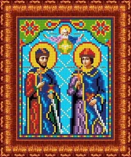КБИ 5075 Св Борис и Глеб (Каролинка)