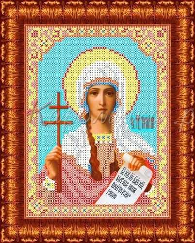 КБИН (ч) 5048 Св. Татьяна - набор (Каролинка)