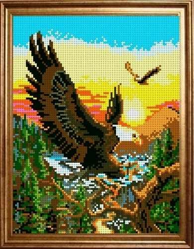 КБЖ 4002 Полет орла (Каролинка)