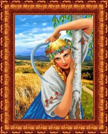 КБЛ 3009 Деревенская девушка (Каролинка)