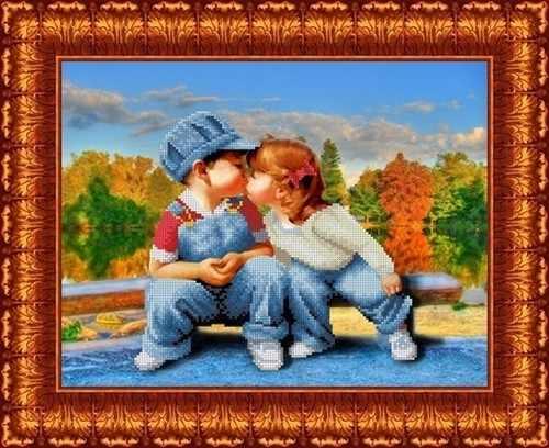 КБЛ 3011 Первый поцелуй (Каролинка)