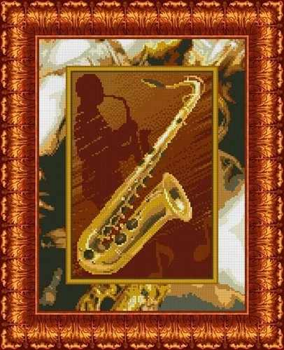 КБЛ 3020 Саксофон (Каролинка)