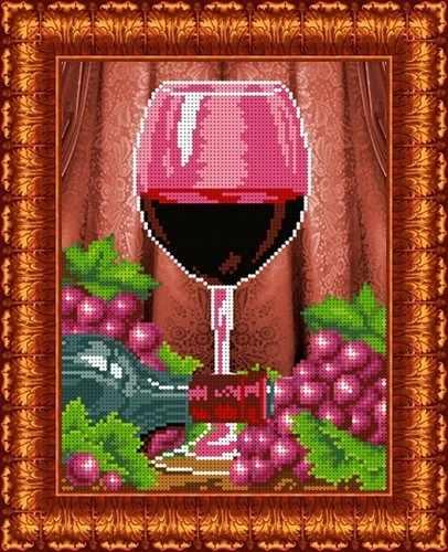 КБЛ 4021 Бокал вина (Каролинка)