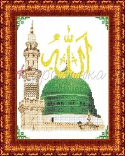 КБП 3032 Аль-Масджид аль-Набави - схема (Каролинка)