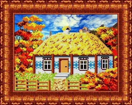 КБП 4003 Осень в деревне (Каролинка)