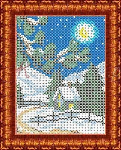 КБП 5002 Зима (Каролинка)