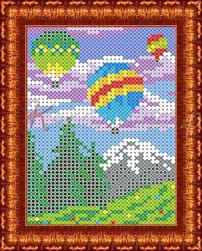 КБП 6006 Воздушные шары (Каролинка)