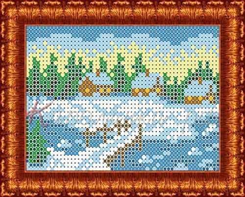 КБП 6009 Зима (Каролинка)