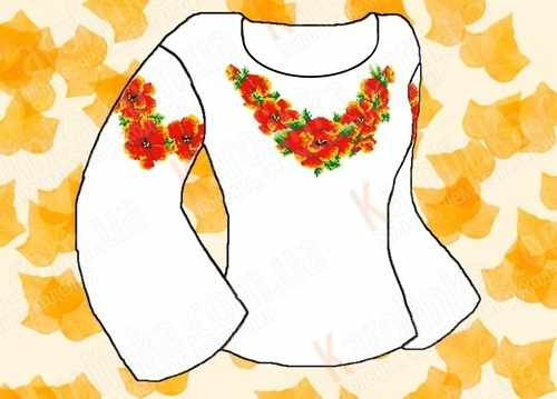 КБС/а/-06 Заготовка для сорочки (Каролинка)