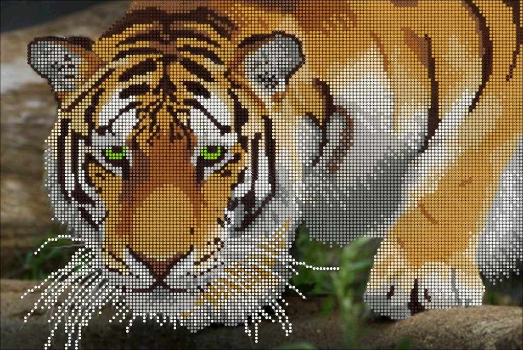 КМЧ-3318 Тигр - схема (Мастерица)