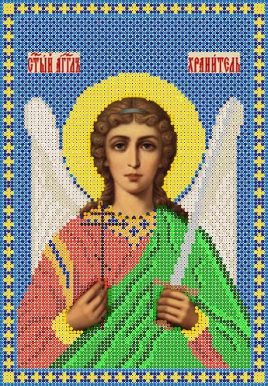 КМИ-4308 Ангел хранитель - схема (Мастерица)