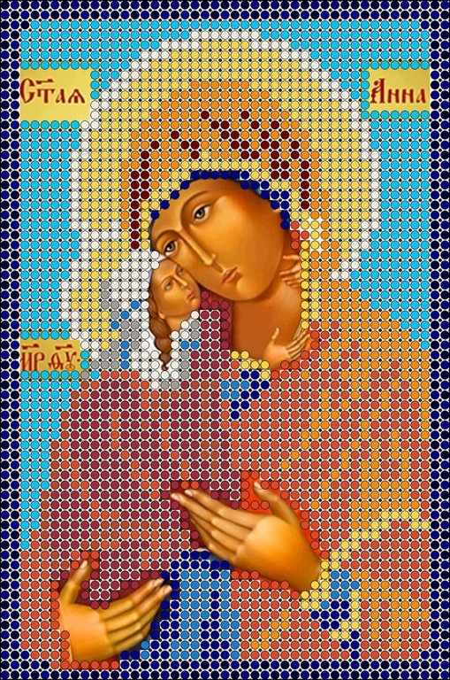 КМИ-5309 Св. Анна - схема (Мастерица)