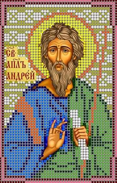 КМИ-5320 Св. Апостол Андрей - схема (Мастерица)