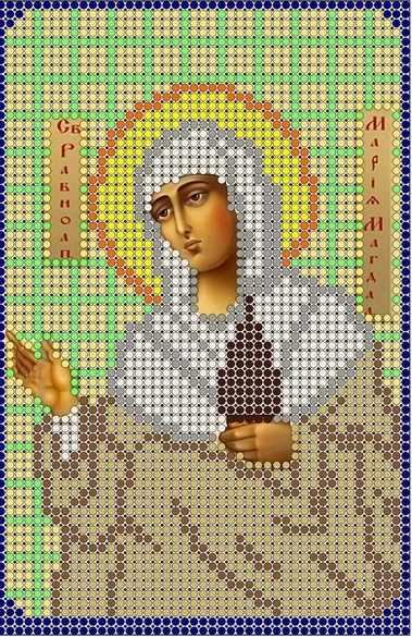 КМИ-5330 Св. Равноап. Мария Магдалина - схема (Мастерица)