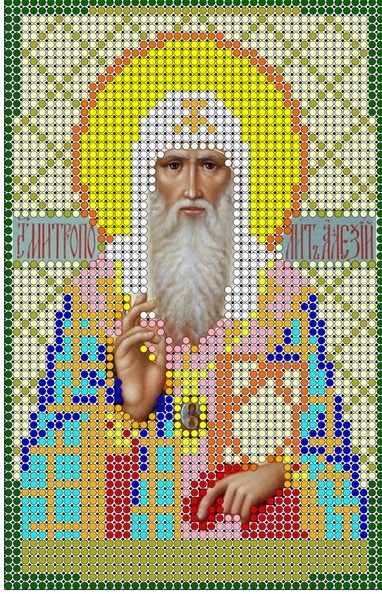 КМИ-5356 Св. Алексей - схема (Мастерица)