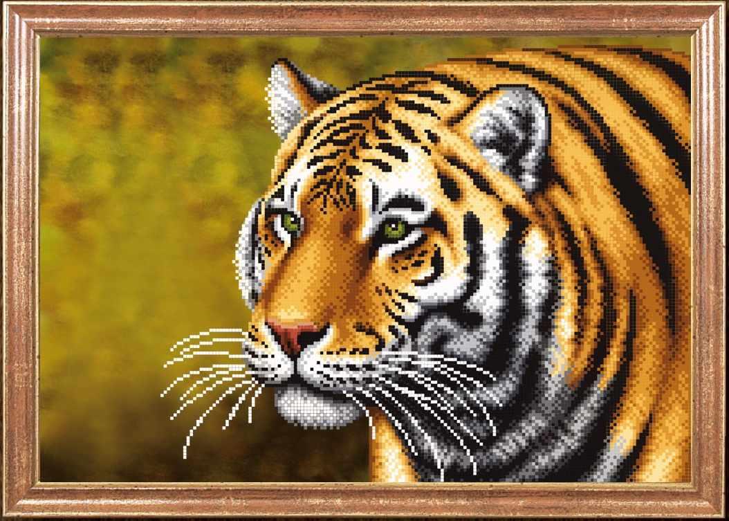 КС-055 Тигр - Магия канвы