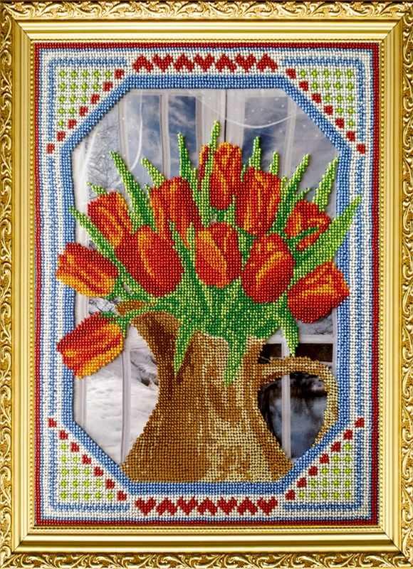 КВ511 Тюльпаны - набор