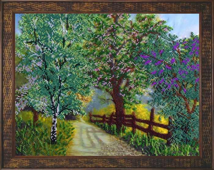 КВ519 Весенний сад - набор