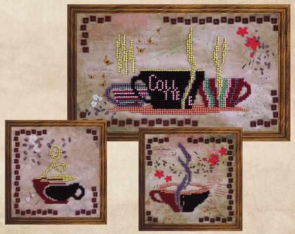 КВ801 Кофейный аромат - набор