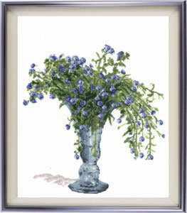 ЛЦ-035 Незабудки.Любимые цветы
