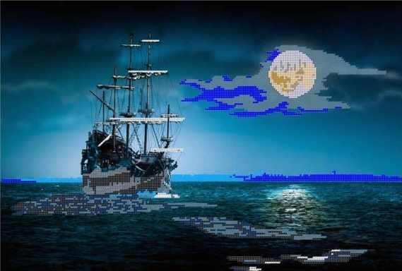 Лунный корабль (Простор)