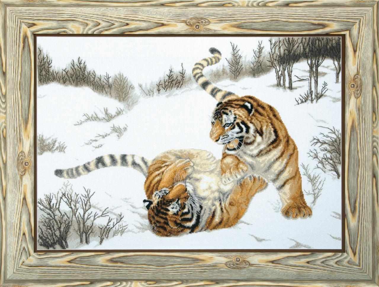 """М-219 """"Игривые тигры"""" - чм"""