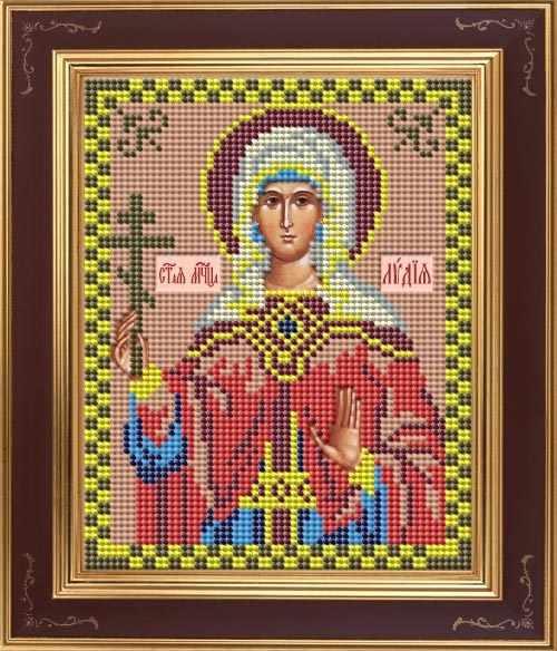 М 242 Св. Лидия - набор (Galla Collection)