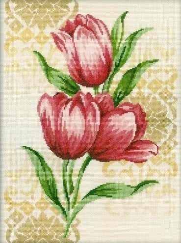 M258 Тюльпаны