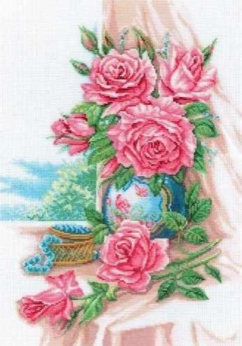 M274 Великолепные розы