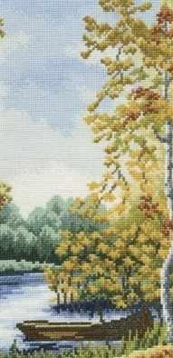 M337 Осенний причал