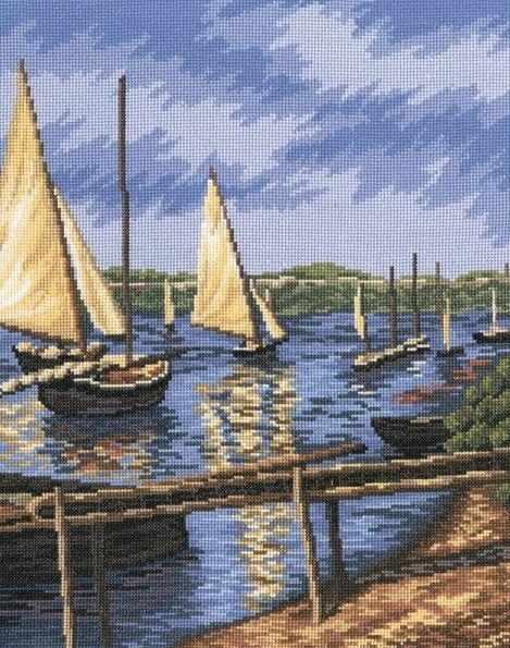 M399 Парусные лодки