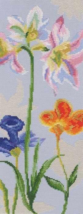 M568 Цветы радуги