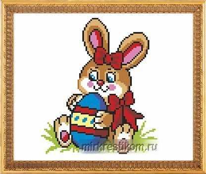м825 Пасхальный кролик