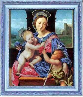 L-43 Мадонна с младенцами