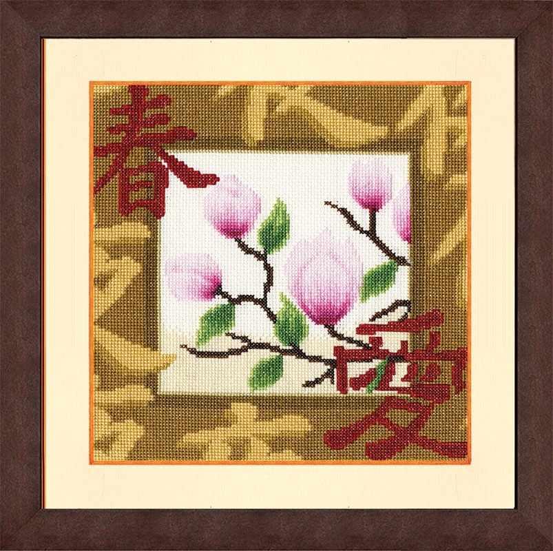 МГ-018 Весенний расцвет. Магия востока