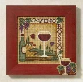 """MH14-7102 """"Красное вино"""""""