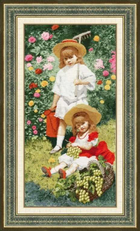 МК-038 Портрет детей