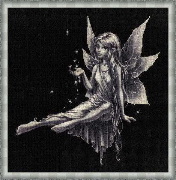 МЛ-011 Серебристая фея.Мифы и легенды