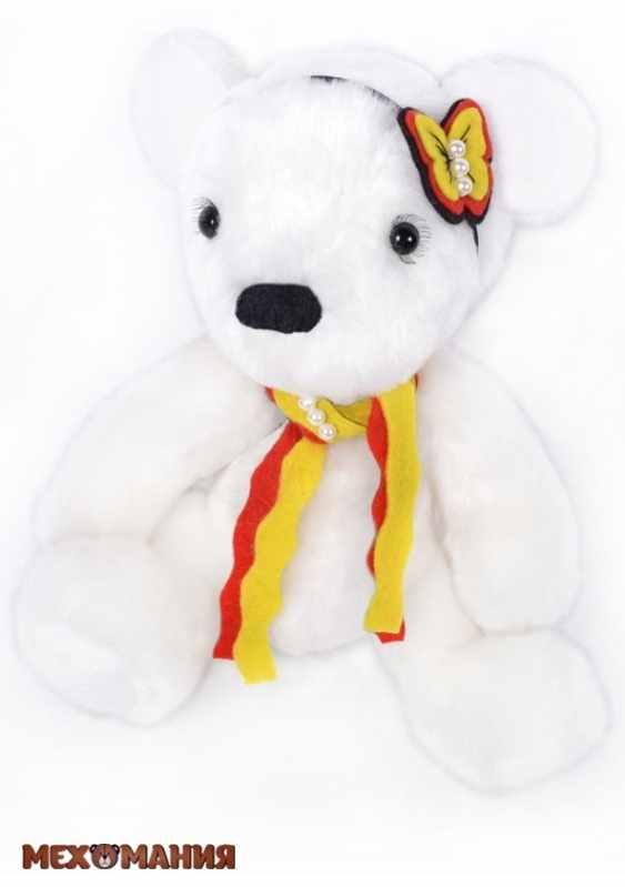 ММ-008 Белая медведица - игрушка