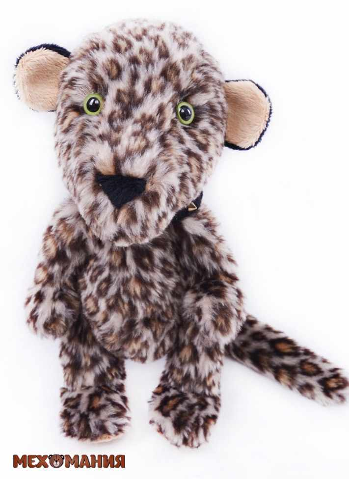 ММ-022 Пятнистый леопард - игрушка