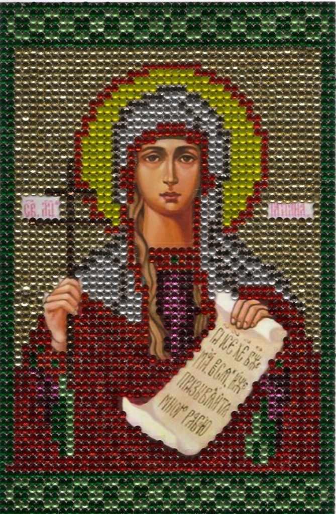 N-156 Икона - мозаика Милато