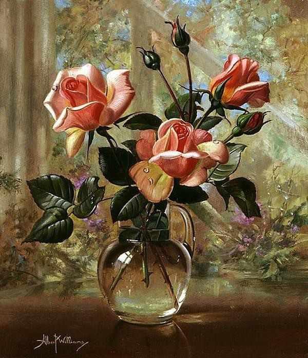 N-240 Цветы - мозаика Милато
