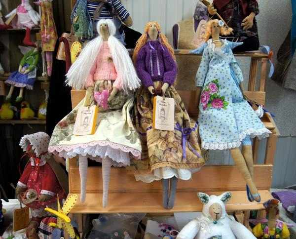 Научиться рукоделию в Ульяновске можно на Пасхальном Арт-базаре