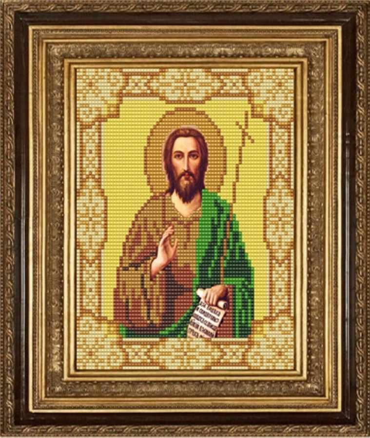 НИК 9149 Св. Иоанн Креститель - схема для вышивания