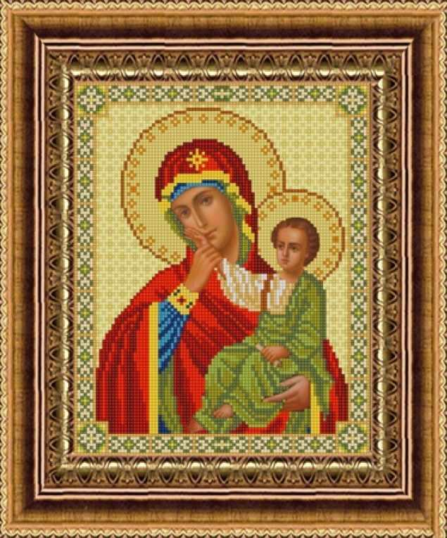 НИК 9238 Богородица Отрада и Утешение - схема для вышивания